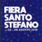 RIVISTA UFFICIALE DELLA FIERA DI SANTO STEFANO
